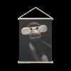 Kay Bojesen Portræt af abe-00