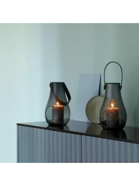 Holmegaard Design with Light Lanterner, smoke-20