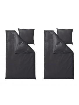 Södahl Edge sengesæt 220 cm i grå-20