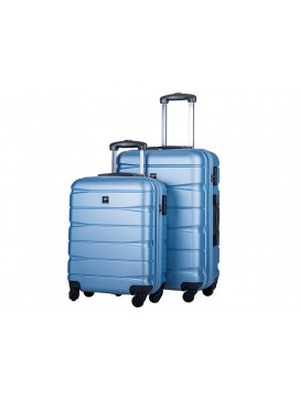 Bon Goût Trolleysæt, lyseblå-20