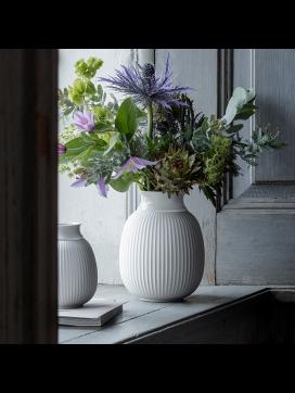 Lyngby porcelæn Curve vase-20