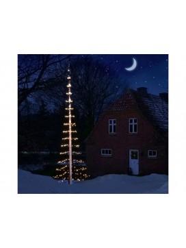 Scandinavia Gifts Lyskæde til flagstang-20