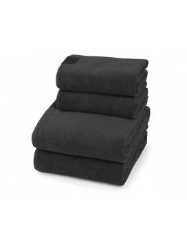 Georg Jensen Damask Gave 4 Håndklædepakke i Steel Grey-20
