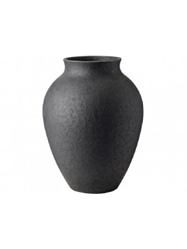 Stelton Knabstrup Vase 35 cm i antacitgrå-20