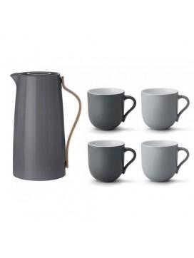 Stelton Gavepakke Emma Kaffe og 4 kopper-20
