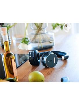SACKit Woofit Trådløse Høretelefoner, sort-20