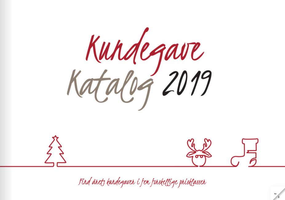 Kunde Julegaver 2018